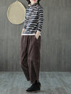 Whitney Casual Corduroy Trousers