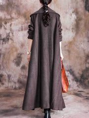 Into Your Arms Cloak Coat