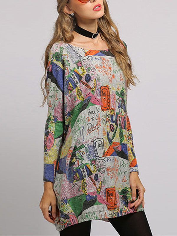 Arizona Graphic Sweater Top