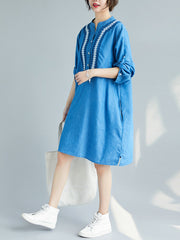 Bagley Ringer Cotton Tunic Top
