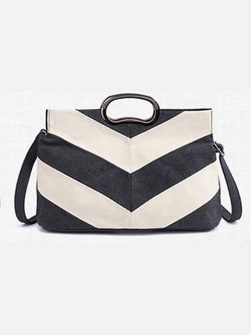 V-Stripes Handbag