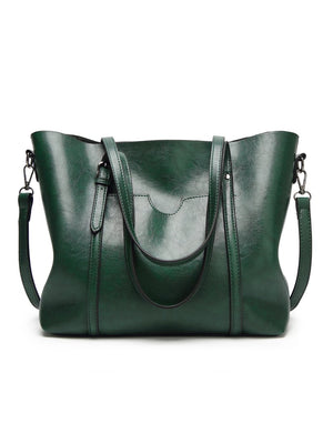 Utility Duo Style Crossbody Tote