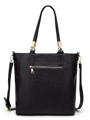 Soft Cutout Rhythm Shoulder Bag