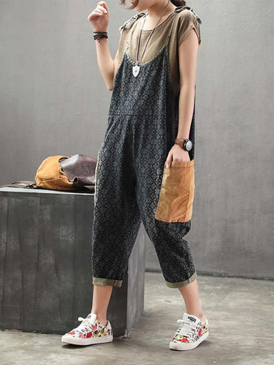 black denim dungarees womens