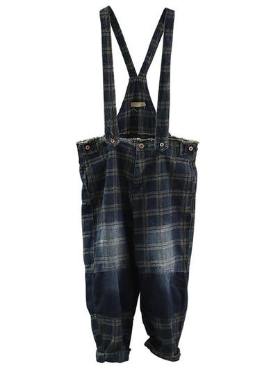 womens stripes overall pants