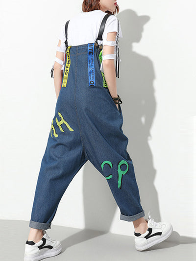 Higher Power Overall Dungaree