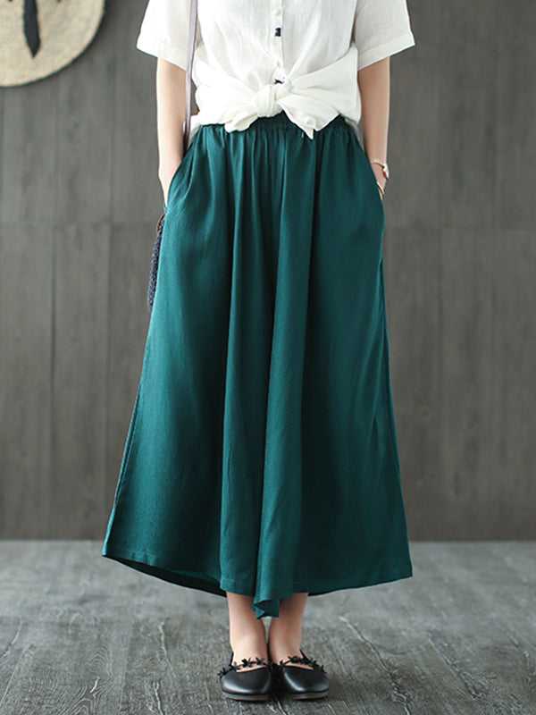 City Chic Wide Leg Pants