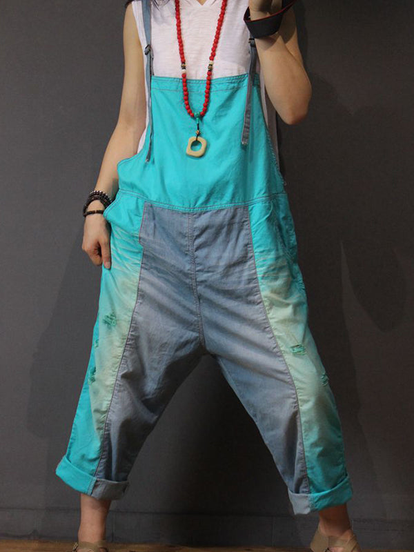 Radiant Splice Overall Dungarees