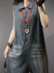 Moon Rock Overall Dungarees