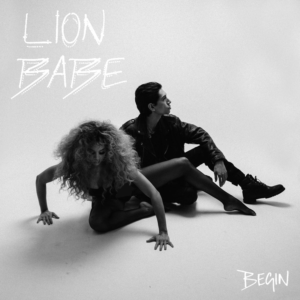 LION BABE - BEGIN [CD Album]