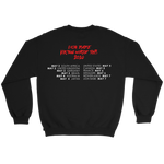 LION BABE VIRTUAL WORLD TOUR SWEATSHIRT