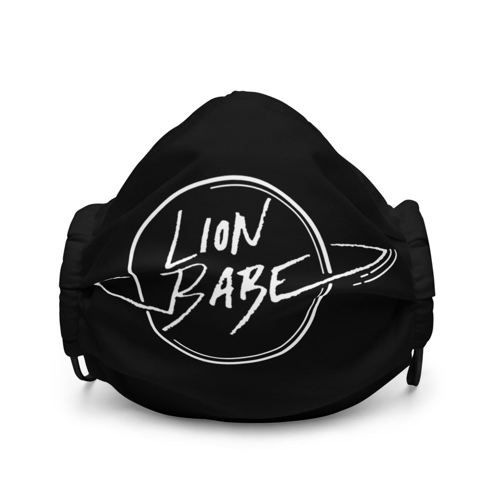 LION BABE PLANET FACE MASK