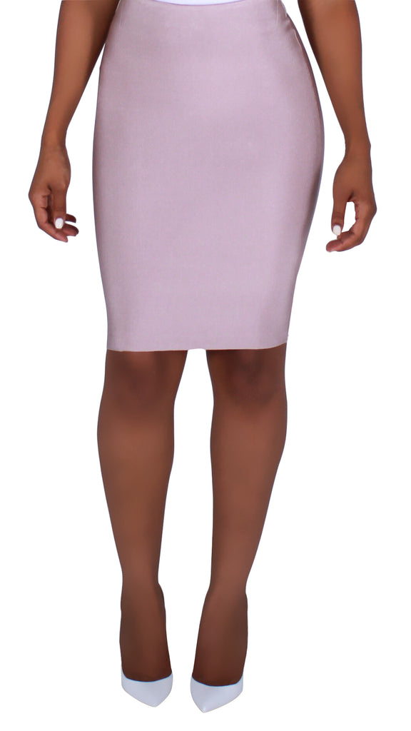 Midi Bodycon Skirt