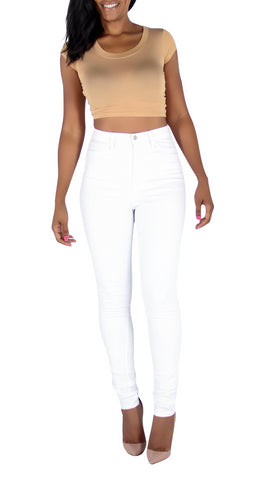 Stacy Crop Tee