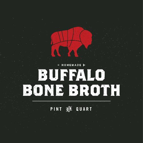 Buffalo Bone Broth