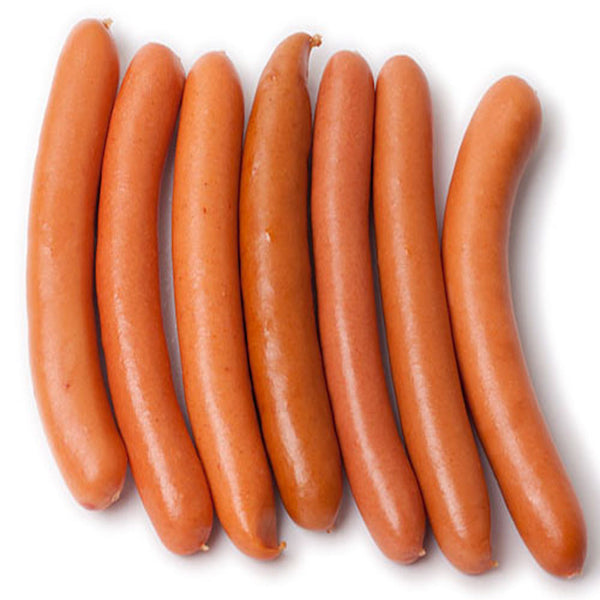 Natural Hot Dogs (1 lb)