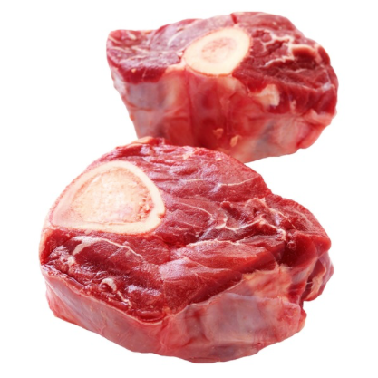 Veal Shank Cuts (Osso Bucco)
