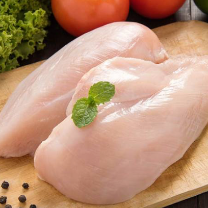 Fresh Chicken Breast (+/- .85 lb)