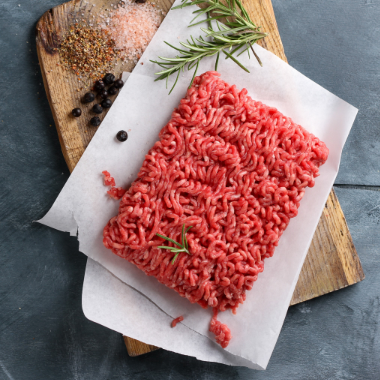 Fresh Ground Beef (1 lb)