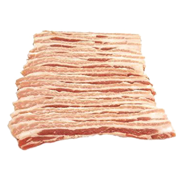 Fresh Sliced Pork Belly (1 lb)