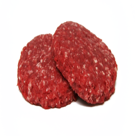 Hamburger Patties (4 per pack)