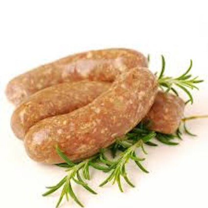 Parsley, Garlic, & Red Wine Lamb Sausage (1 lb)