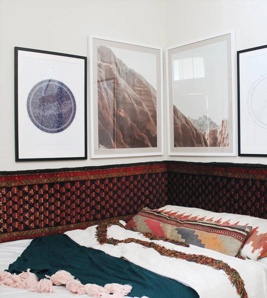 Designer Spotlight: How Liz Kamarul Reimagines Vintage Rugs