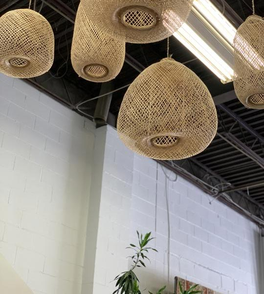 Get Our Picks: Bamboo Statement Lighting