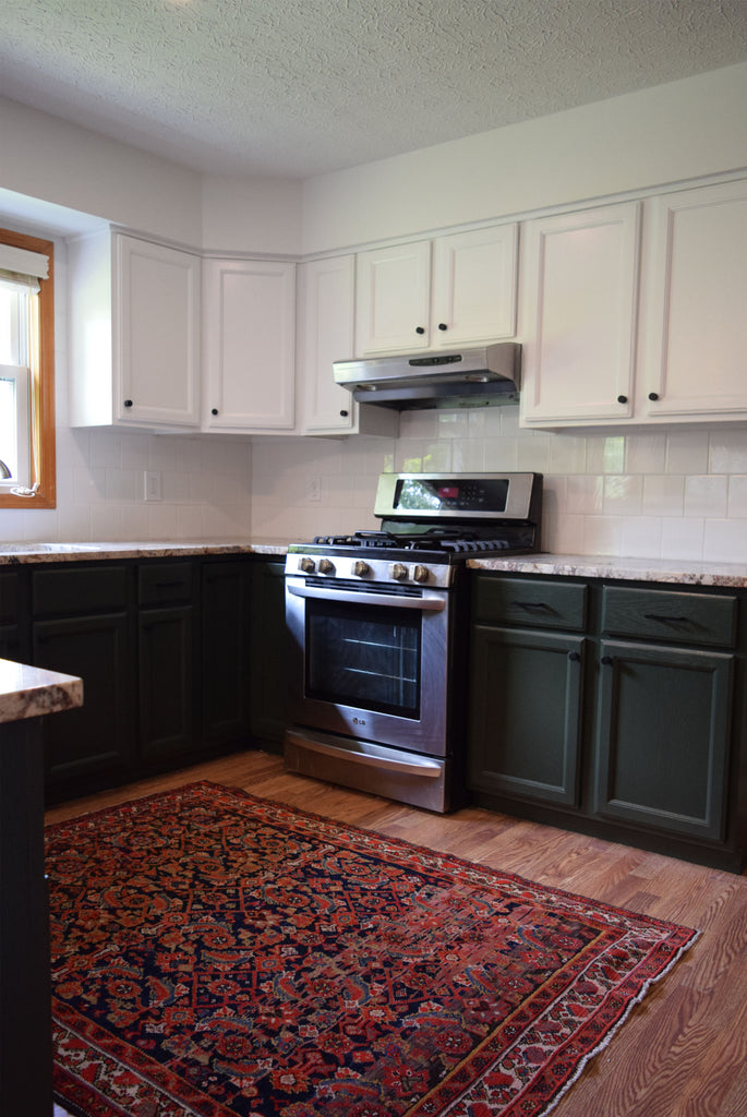 updated kitchen after image