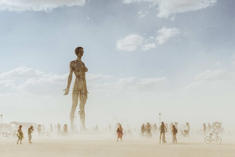 Hannes Verstraete - Burning Man part 1