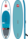 "Red Paddle Ride 10'7"" WindSUP Board 
