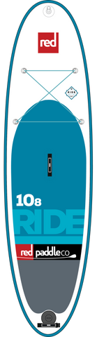"Red Paddle Ride 10'8"" SUP Board 