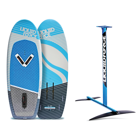 Liquid Force Happy Foil & Board Set - Singapore