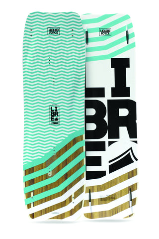 Liquid Force LIBRE 2017 Kiteboard (BOARD ONLY) - Singapore