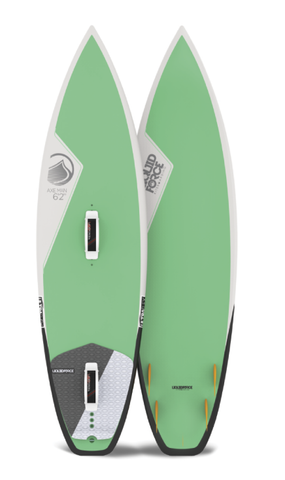 Liquid Force Axe Man Kite Surfboard - Singapore