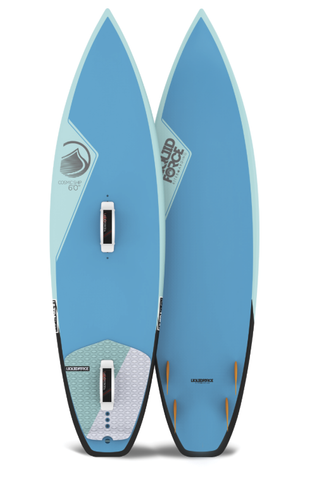 Liquid Force Cosmic Ship Kite Surfboard - Singapore