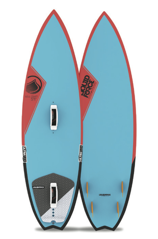 Liquid Force Soul Craft Kite Surfboard - Singapore