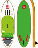 "Red Paddle Flow 9'6"" SUP Board 