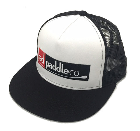 Red Paddle Elite Trucker Cap - Black - Singapore