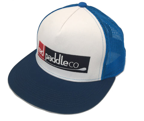 Red Paddle Elite Trucker Cap - Blue - Singapore