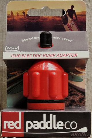 Red Paddle Schrader Vale Pump Adapter - Singapore
