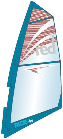 Red Paddle Ride Rig | Windsurf Sail - Singapore