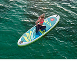 "Red Paddle Ride 10'8"" Activ Yoga SUP Board 