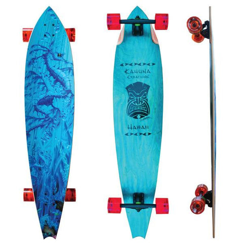 Kahuna Creations Haka Longboard 47"