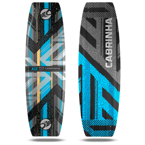 Cabrinha ACE 2017 Kiteboard (BOARD ONLY WITH BCP) - Singapore