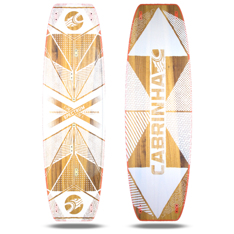 Cabrinha SPECTRUM 2017 Kiteboard (BOARD ONLY WITH BCP) - Singapore