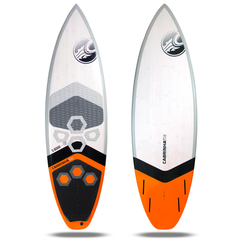 Cabrinha S Quad Kite Surfboard - Singapore