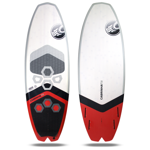 Cabrinha Squid Launcher Kite Surfboard - Singapore