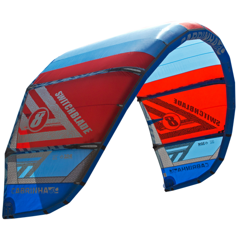 Cabrinha SWITCHBLADE 2017 Kite (KITE ONLY) - Singapore