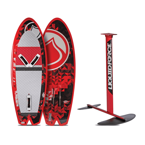 Liquid Force Rocket Foil & Board Set - Singapore